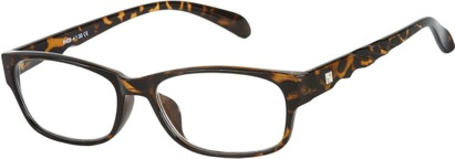 Angle of The Maddox in Tortoise, Women's and Men's
