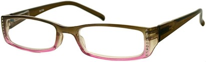 Angle of The Daisy in Brown/Pink Fade, Women's and Men's