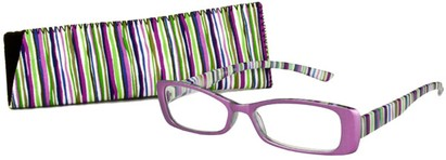 Angle of The Lucy in Purple/Green Multi, Women's and Men's