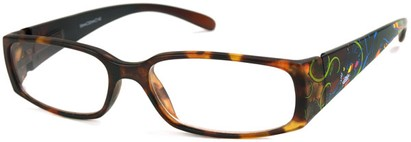 Angle of The Rocker in Tortoise Panther, Women's and Men's