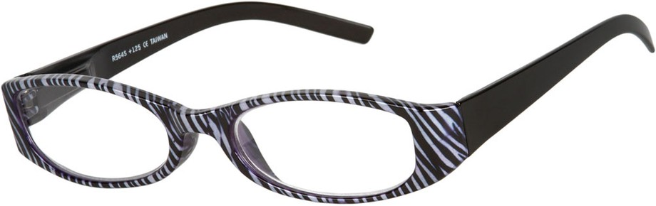 houndstooth print reading glasses with matching
