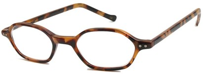 Angle of The Lexington in Brown Tortoise, Women's and Men's