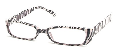Angle of The Canita in Zebra, Women's and Men's