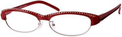 Angle of The Greta in Red, Women's and Men's