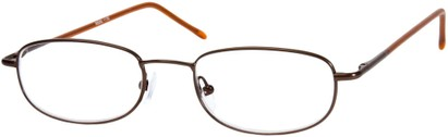 Angle of The Amherst in Copper Brown, Women's and Men's