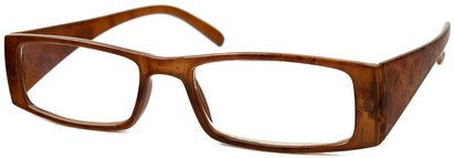 Angle of The Garrett in Brown Marble, Women's and Men's