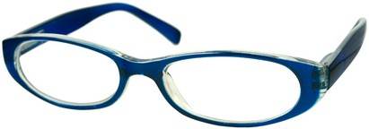 Angle of The Hanson in Blue/Clear, Women's and Men's