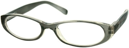 Angle of The Hanson in Grey/Clear, Women's and Men's