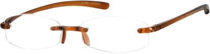 Angle of The Daytona Beach in Brown, Women's and Men's