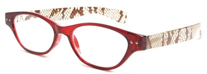 Angle of The Atlantic City in Red Snake, Women's and Men's