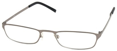 Angle of The Professor in Matte Grey, Women's and Men's
