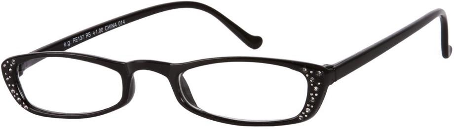 6723109197f Women s Rhinestone Cat Eye Reading Glasses