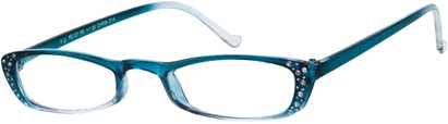 Angle of The Judy in Blue Fade, Women's and Men's