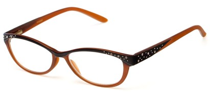 Angle of The Allyson in Brown/Black, Women's and Men's