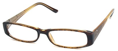 Angle of The Olivia in Tortoise, Women's and Men's