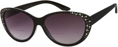 cat eye reading sunglasses
