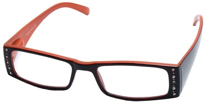 Angle of The Terryl in Brown and Orange, Women's and Men's