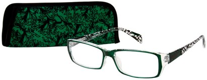 Angle of The Lila in Green, Women's and Men's