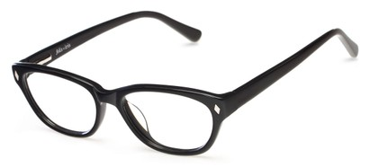 Angle of Rosslyn by felix + iris in Black, Women's Cat Eye Reading Glasses