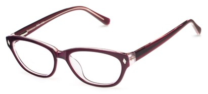 Angle of Rosslyn by felix + iris in Wine, Women's Cat Eye Reading Glasses