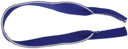 Angle of Sport Neck Cord in Blue, Women's and Men's  Neck Cords