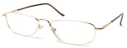Angle of The Truman in Gold and Brown, Women's and Men's