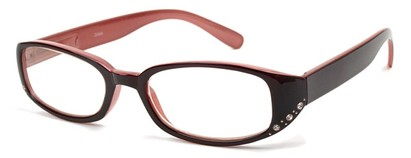Angle of The Eloise in Red/Pink, Women's and Men's