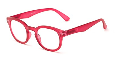 Angle of The Sailor in Red, Women's and Men's Round Reading Glasses
