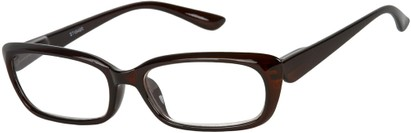 Angle of The Melinda in Brown, Women's and Men's