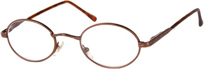 Angle of The Stockholm in Bronze and Tortoise, Women's and Men's