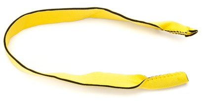 Angle of Sport Neck Cord in Yellow, Women's and Men's  Neck Cords