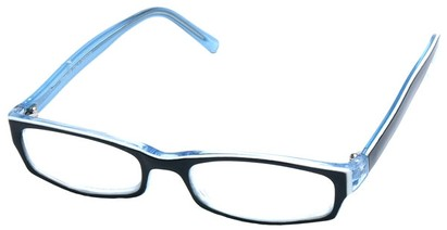 Angle of The Magic in Black and Blue Frame, Women's and Men's