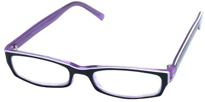 Angle of The Magic in Black and Purple Frame, Women's and Men's