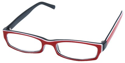 Angle of The Magic in Black and Red Frame, Women's and Men's