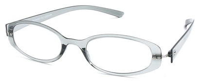 Angle of The Dixon Flexible Reader in Grey, Women's and Men's