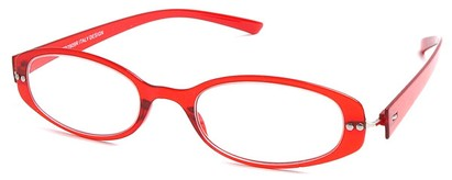 Angle of The Dixon Flexible Reader in Red, Women's and Men's