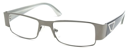 Angle of The Evans in Glossy Grey, Women's and Men's