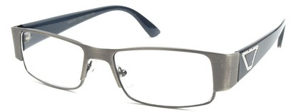 Angle of The Evans in Matte Grey, Women's and Men's