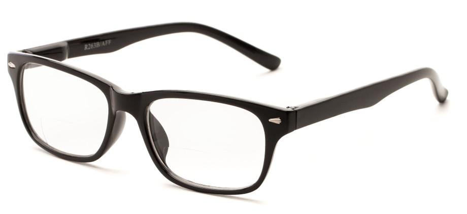 Eyeglass Frames Williamsburg Va : Rectangle Bifocal Reading Glasses Simple & Timeless